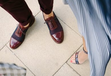 How to wear the right shoes for the wrong reasons